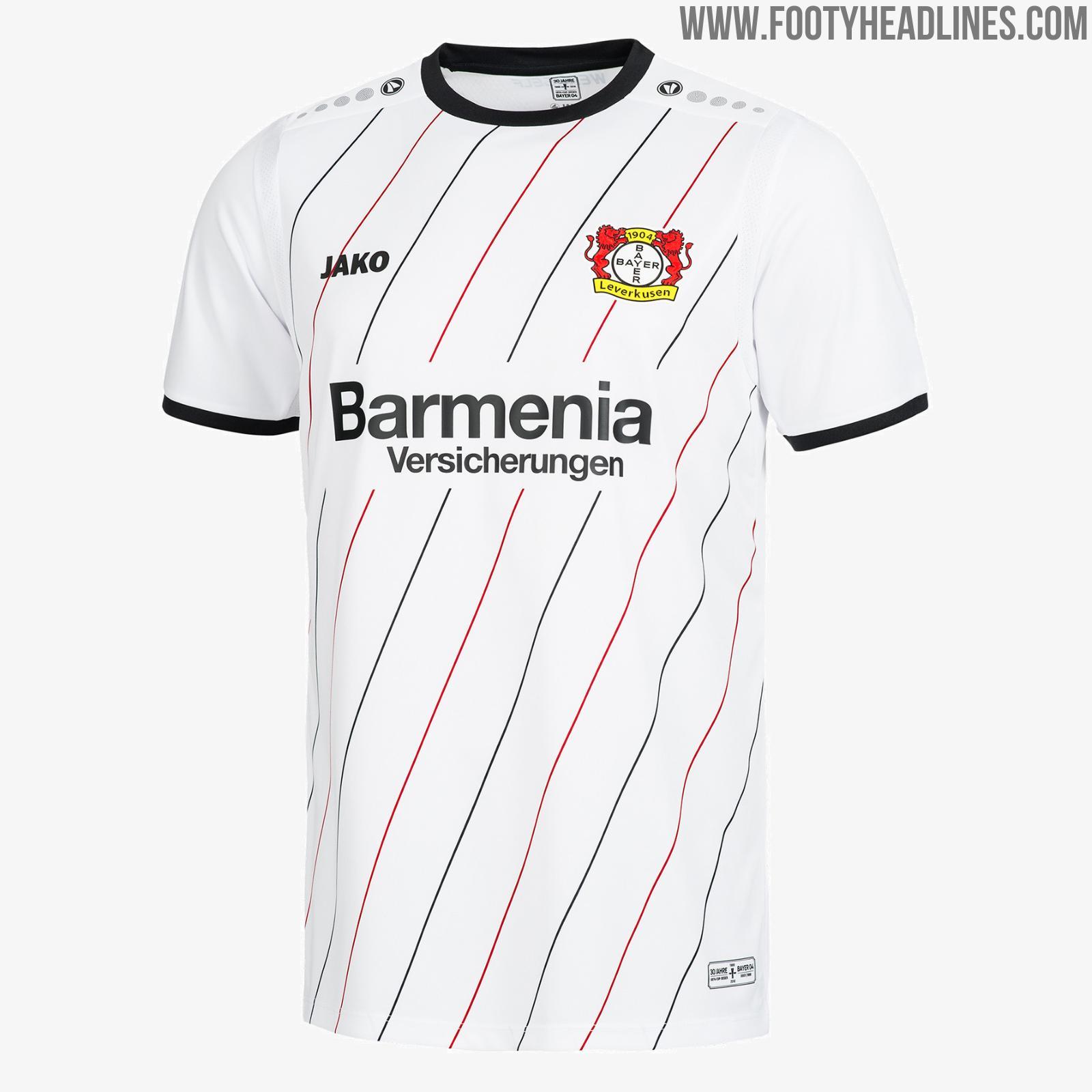 Bayer Leverkusen Trikot 18/19