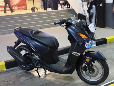 Yamaha Lexi-S 125cc