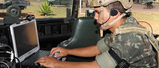 Exército deve abrir 622 vagas sendo 22 para Analista de Sistemas e 28 para Programador.