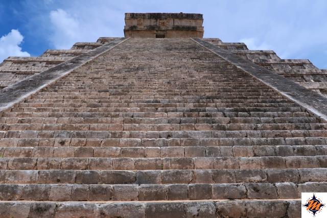Chichén Itzá, El Castillo