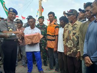 Kunjungan Kapolda Jawa Barat Bersama Presdir Cirebon Power