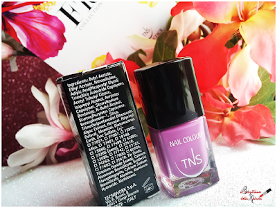 WILD FLOWERS tns Cosmetics