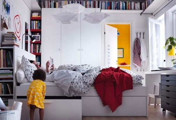 Hogares frescos los mejores dise os de dormitorios de - Disenos para habitaciones ...