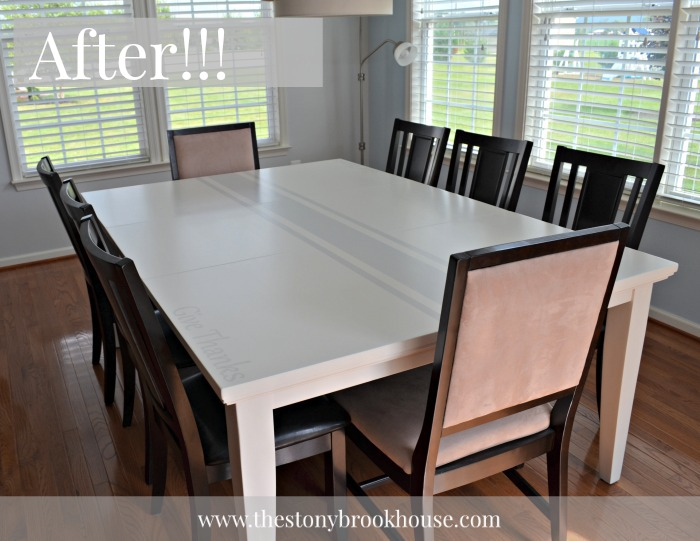 Light & Bright Dining Table