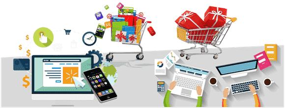 belanja online bayar melalui internet banking