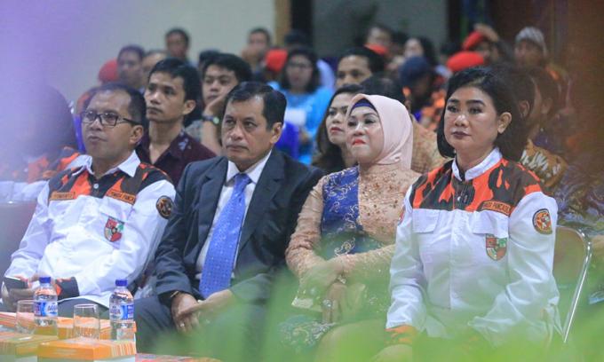 Hadiri Perayaan Natal PP, NH: Keberagaman Jadi Pondasi Utama Tegaknya Indonesia