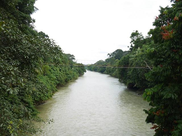 view dari jembatan