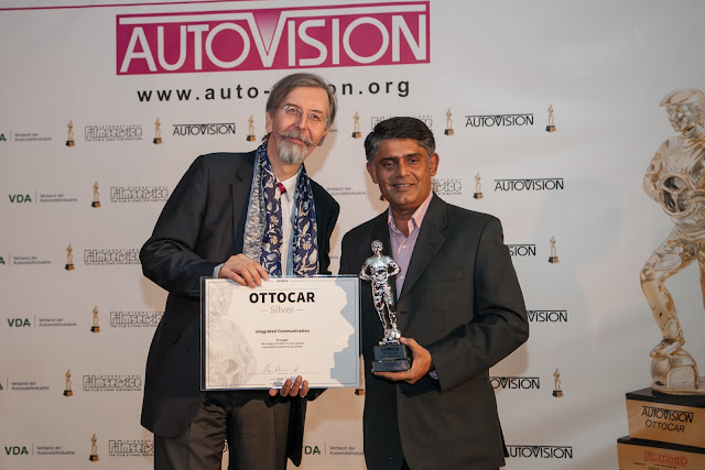 ISUZU's iV League campaign gets international acclaim at AutoVision 2017; wins 'Ottocar - Silver Award'