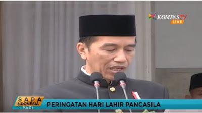 Penjelasan Presiden Jokowi terkait hubungan keluarganya dengan PKI