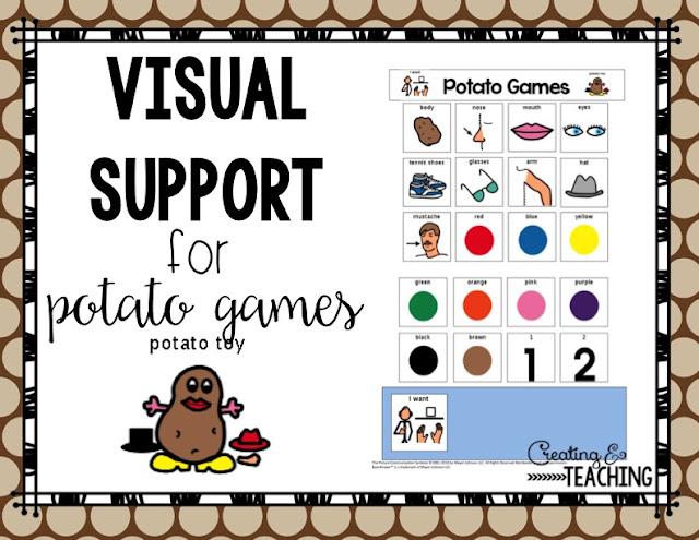 https://www.teacherspayteachers.com/Product/Potato-Games-Visual-Support-2442807