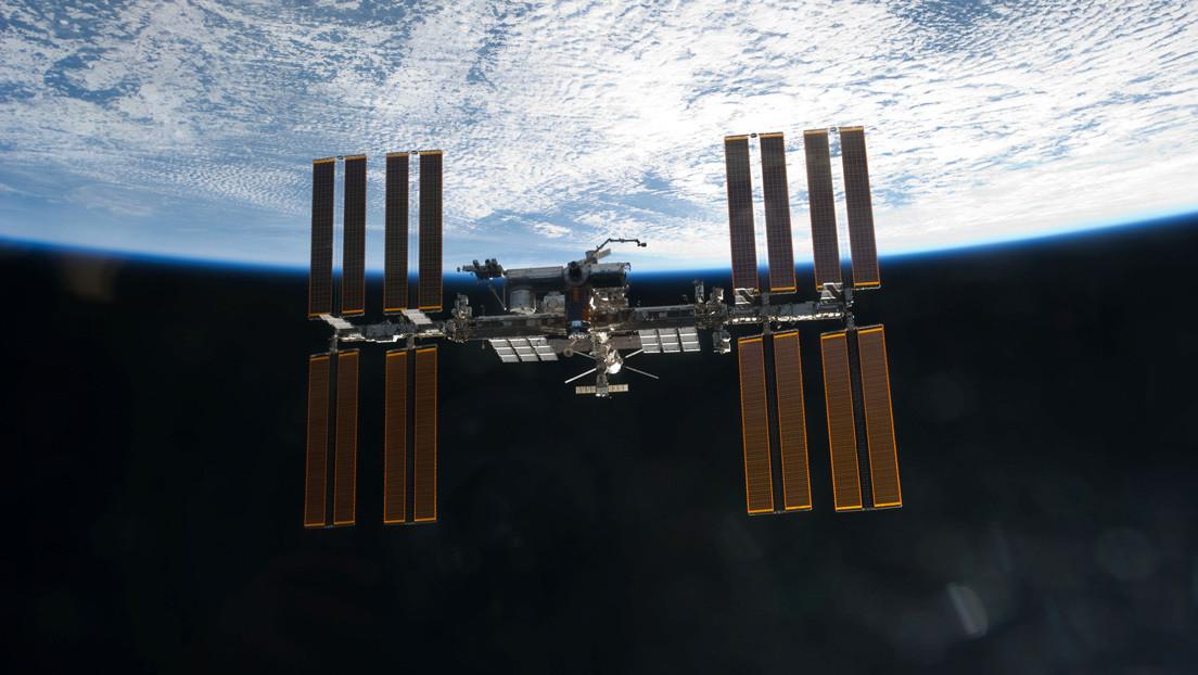 Fuga de aire en la Estación Espacial Internacional