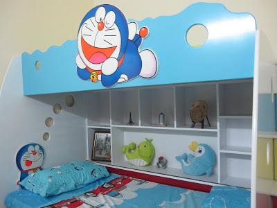 Desain Kamar Tidur Tema Doraemon Minimalis | Kumpulan ...