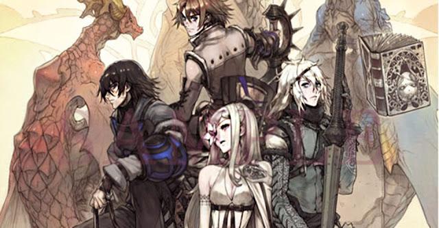 drakengard saga