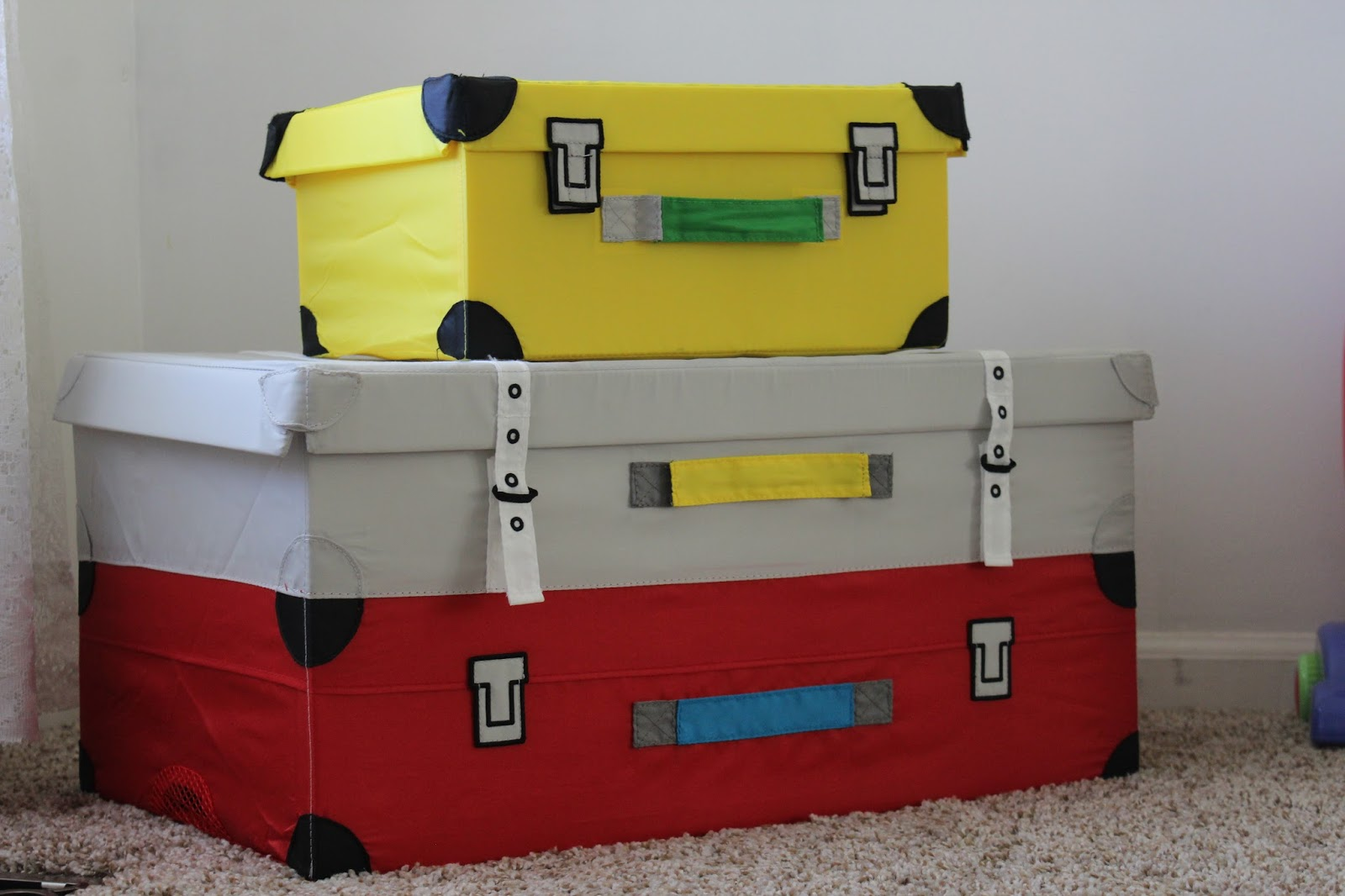 IKEA Toy Trunk Storage