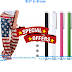 Bronx : ➫ 13 units of Women Pants Neartime Print Loose Casual Pants American Flag - AND - CHAOQ Touch Stylus Pen, Hybrid Mesh Fiber Tips Stylus (6 ➤ 2020 delivery to Mariners Harbor