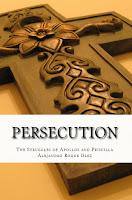 Persecution. The Struggles of Apollos and Priscilla at Alejandro's Libros.