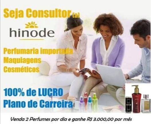 Revenda de Produtos Cosméticos Perfumes Importados e Nacionais