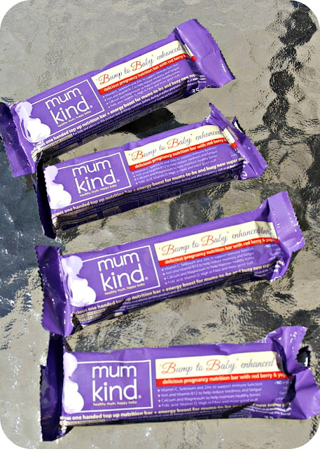 Mumkind Bump to Baby Nutrition Cereal bars