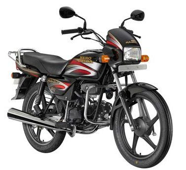 World Bikes Hero Honda Splendor Modified