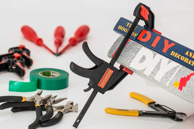 How To Start Your DIY Journey For Home Improvement - DIY Equipment