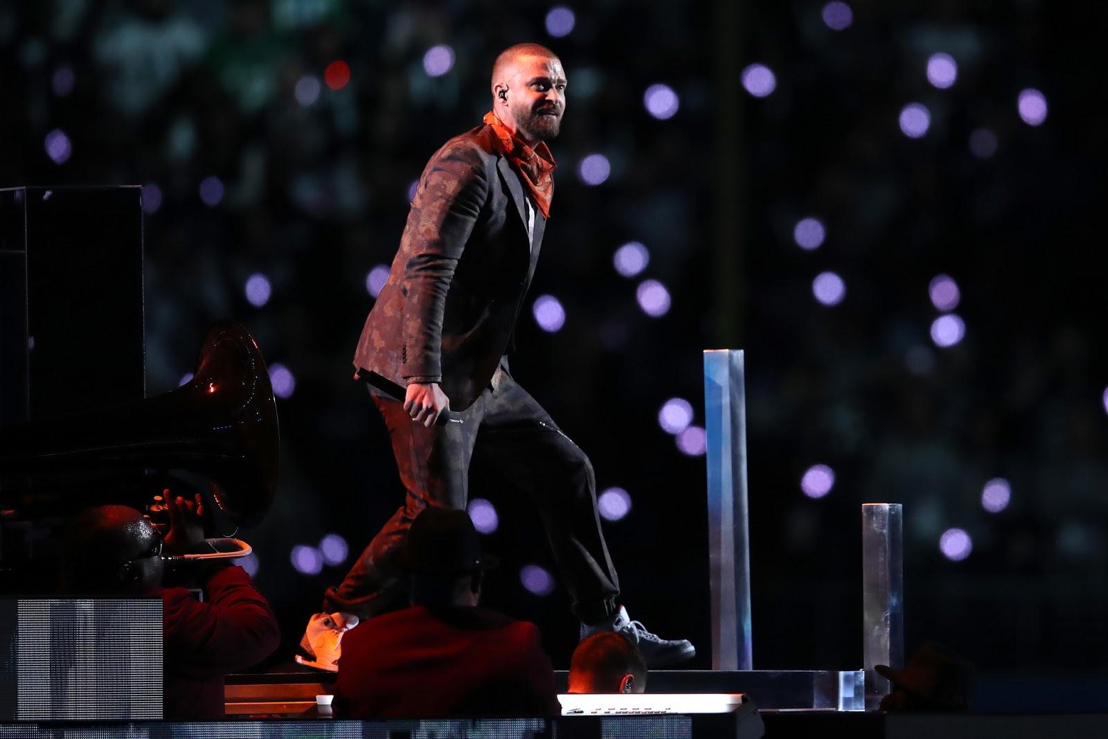Justin Timberlake y su tercera aparición en el Super Bowl