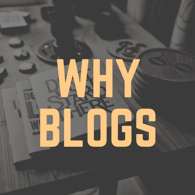 13 Benefits of Blogging and Why People Do Blogs