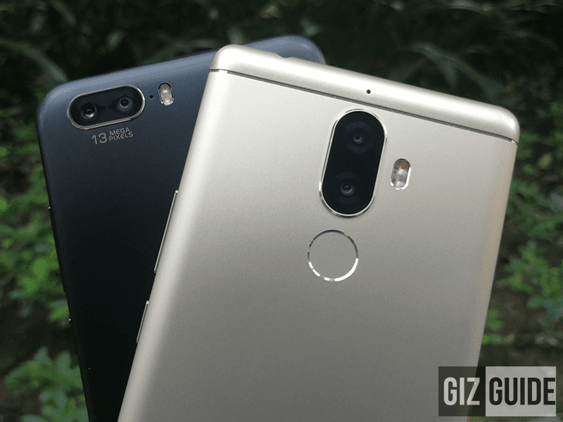 Cloudfone Excite Prime 2 Pro vs Lenovo K8 Note Camera Comparison