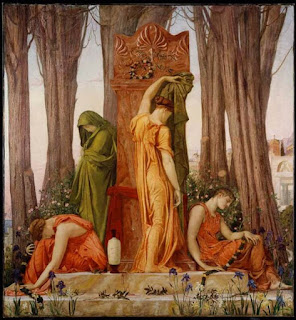 Yunan Mitolojisinde Elektra