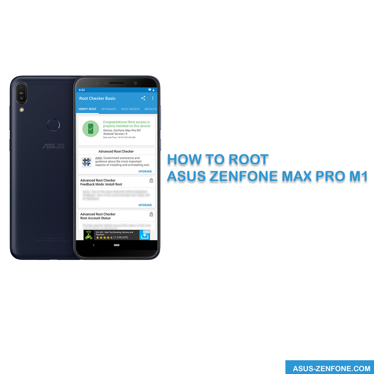 How to Root ASUS ZenFone Max Pro M1 ZB601KL ~ Asus Zenfone Blog News