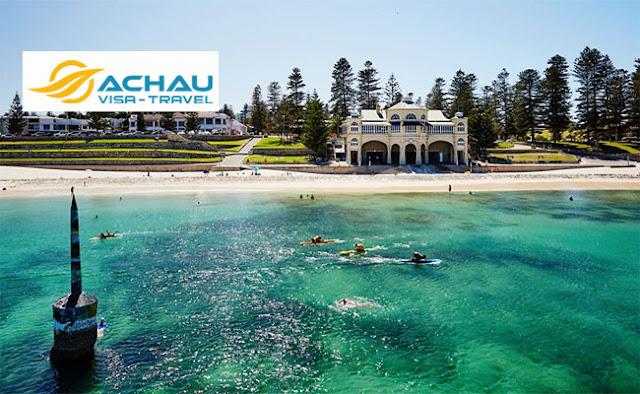 Miền đất nào yên bình nhất dành cho du khách du lịch Úc?3