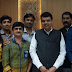 "CM Devendra Fadnavis launched Trailer of Film ""Meeradha"""