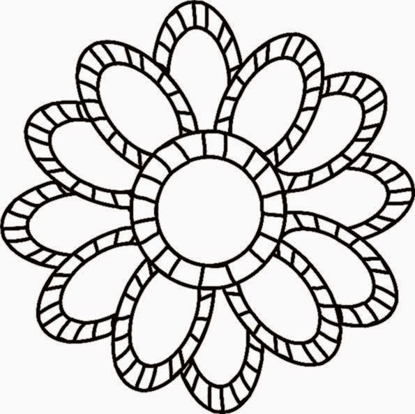 flowers coloring book group picture image by tag ...