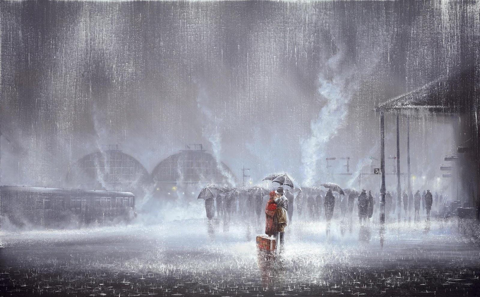Giorno Piovoso Con Frasi E Immagini