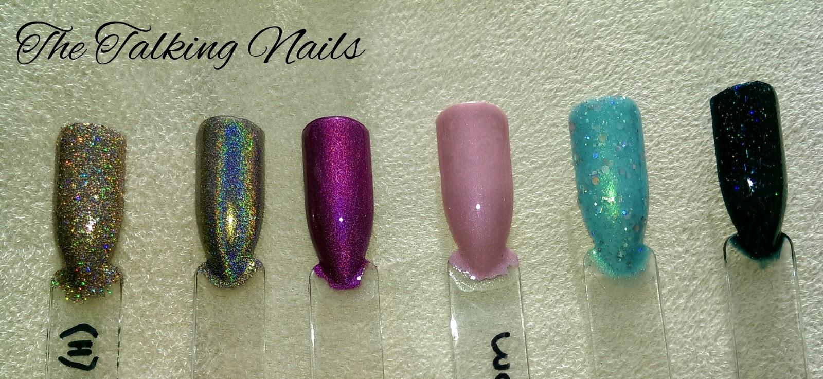 The Talking Nails: Nail Mail Monday