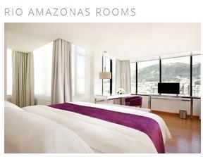 Hotel Río Amazonas Internacional