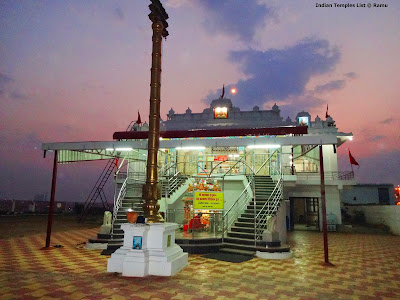 Shri Salasar Hanuman Temple - Jagadgirigutta