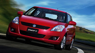 Dream Fantasy Cars-Suzuki Swift 2012