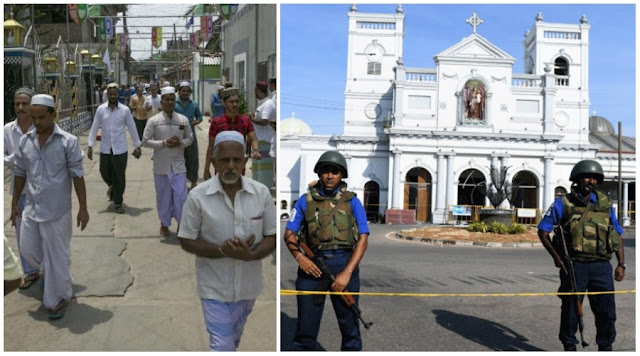 Bentrok antara Umat Muslim dan Kristen Picu Ketegangan Baru di Sri Lanka