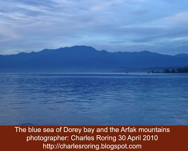 Teluk Doreri Manokwari