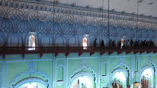 bhool bhulaiya balcony