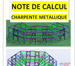 exemples de note de calcul charpente m tallique pdf cours g nie civil outils livres. Black Bedroom Furniture Sets. Home Design Ideas