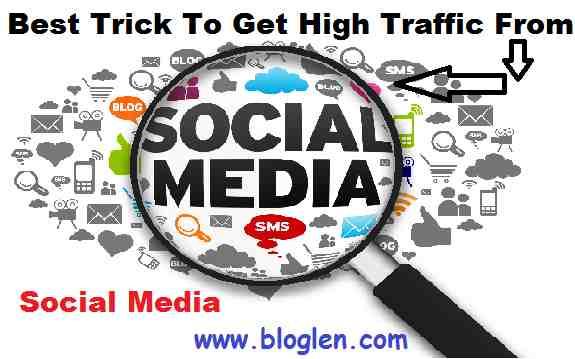 Social Media Sites Se Jyada Traffic Pane Ke Top 5 Tricks