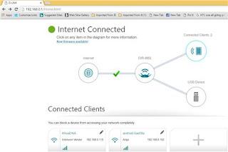 Wi-Fi Router D-Link DIR-885L