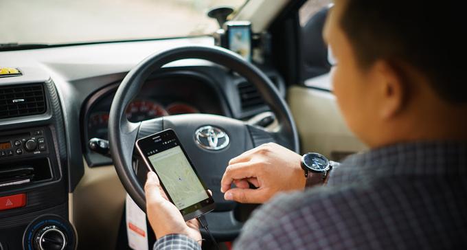 Cara Jana Income Sebagai Pemandu Uber