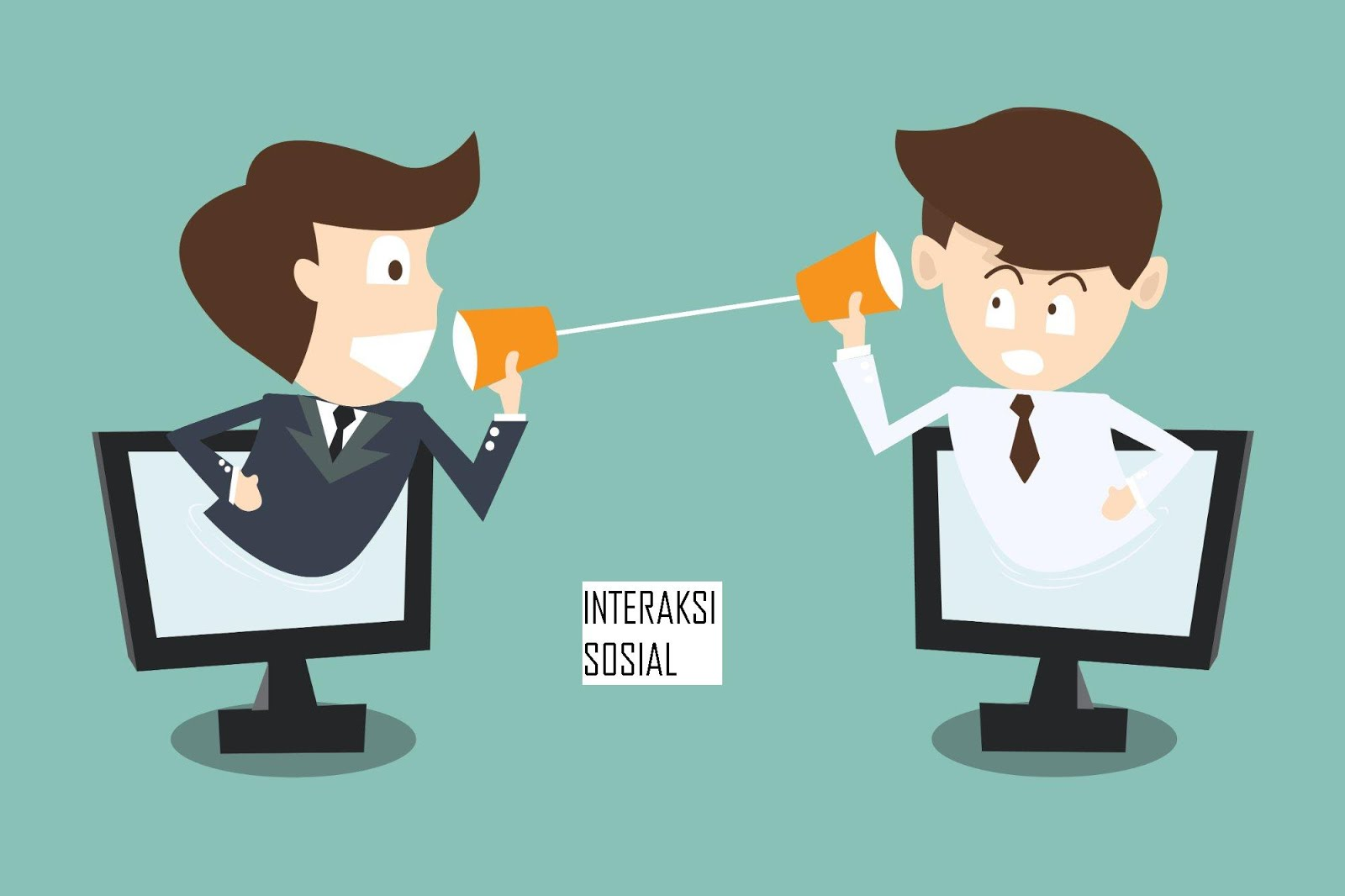 Pengertian Interaksi Sosial Lengkap Dengan Contoh Syarat Dan Faktor
