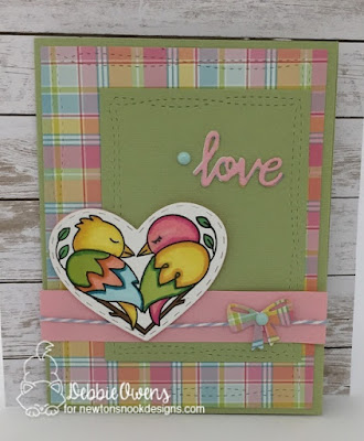 Love by Debbie features Darling Duos by Newton's Nook Designs; #newtonsnook