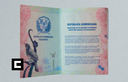 Nuevo pasaporte dominicano