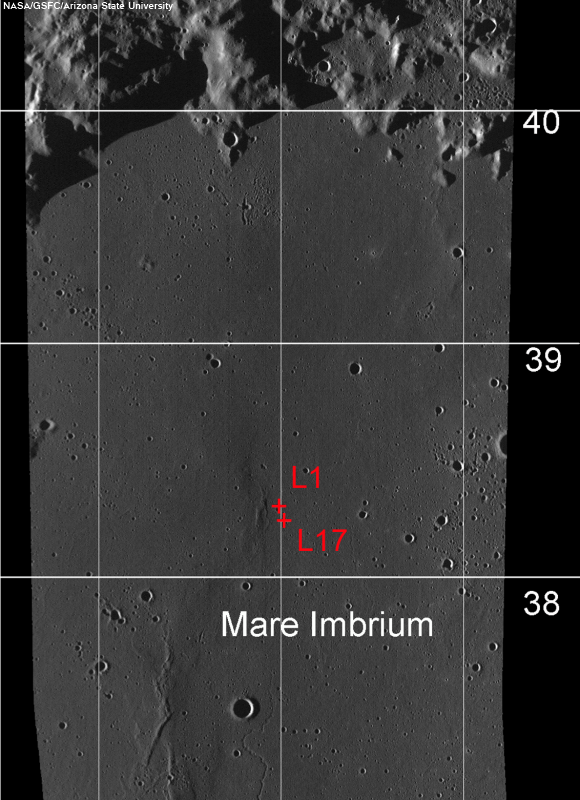 Lunar Pioneer: LROC: Lunokhod 1 revisited, too