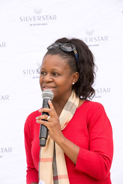 Jacqui Mabuza, Silverstar's Communications Manager #thelifesway