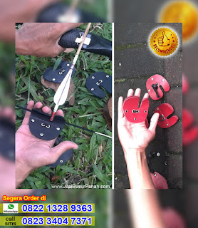 Jual Finger Tab Archery | Finger Tab Panahan